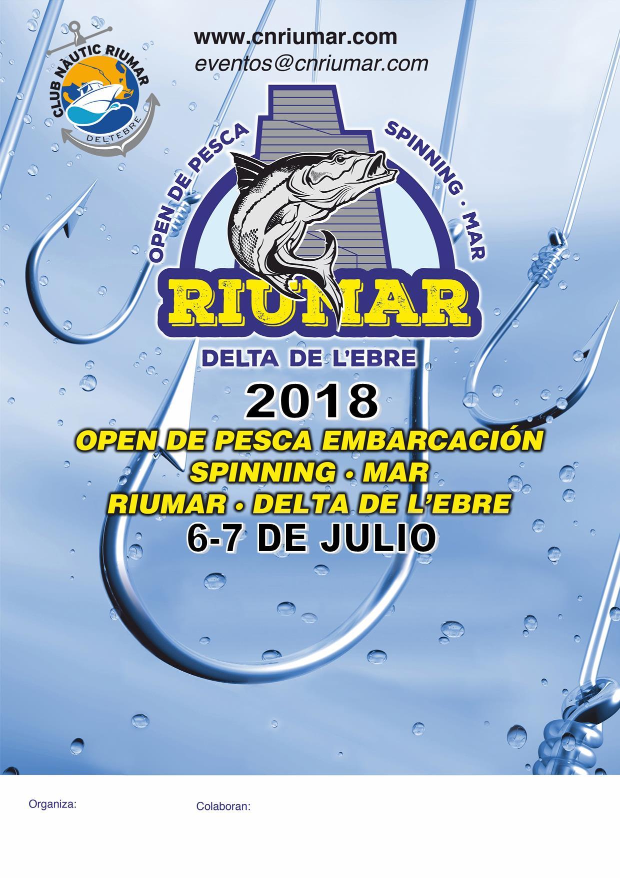 Open Pesca 2018